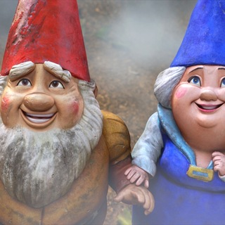 Gnomeo and Juliet - A scene from Touchstone Pictures' Gnomeo and Juliet (2011)
