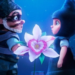 A scene from Touchstone Pictures' Gnomeo and Juliet (2011)