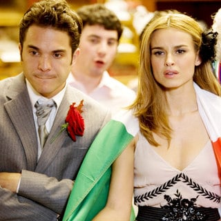 Kuno Becker stars as Santiago Munez and Kasia Smutniak stars as Sophia Rossi in Freestyle Releasing's Goal! 3 (2009)