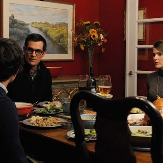 Ty Burrell stars as Frank and Keri Russell stars as Judy in Image Entertainment's Goats (2012)