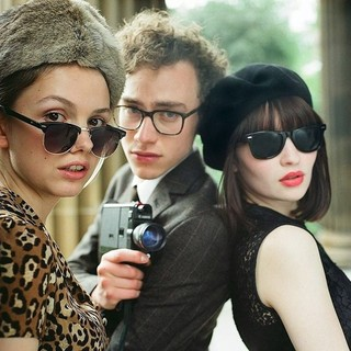 Hannah Murray, Olly Alexander and Emily Browning in Amplify's God Help the Girl (2014)