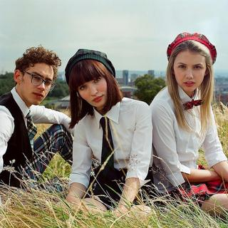 Olly Alexander, Emily Browning and Hannah Murray in Amplify's God Help the Girl (2014)