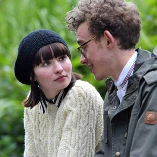Emily Browning stars as Eve and Olly Alexander stars as James in Amplify's God Help the Girl (2014)