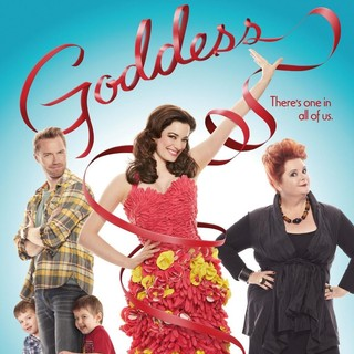 Poster of Roadshow Films' Goddess (2013)