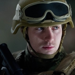 Godzilla - Aaron Johnson stars as Ford Brody in Warner Bros. Pictures' Godzilla (2014)