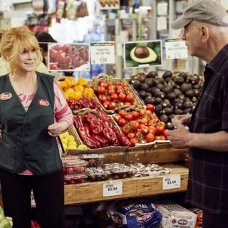 Ann-Margret stars as Annie and Alan Arkin stars as Albert in Warner Bros. Pictures' Going in Style (2017) - going-in-style-image02