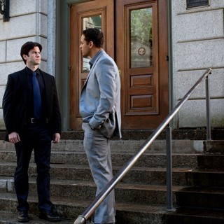 Wes Bentley stars as Quinn and Daniel Sunjata stars as Powers in Summit Entertainment's Gone (2012) - gone-pic03