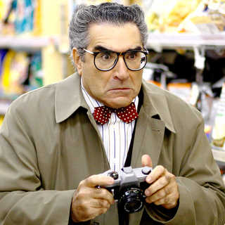 Eugene Levy stars as Mr. Nerdlinger in Monterey Media's Gooby (2009) - gooby03