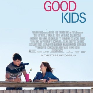 Poster of Vertical Entertainment's Good Kids (2016) - good-kids-poster01