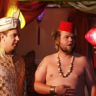 Jason Sudeikis stars as Eric and Tyler Labine stars as Mike McCrudden in Samuel Goldwyn Films' A Good Old Fashioned Orgy (2011) - good-old-fashioned-orgy04