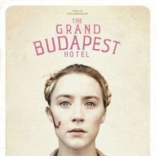 Grand Budapest Hotel, The - Poster of Fox Searchlight Pictures' The Grand Budapest Hotel (2014)