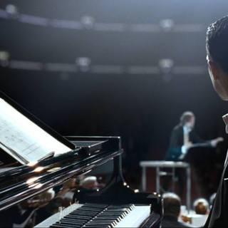 Elijah Wood stars as Tom Selznick in Magnet Releasing's Grand Piano (2014)
