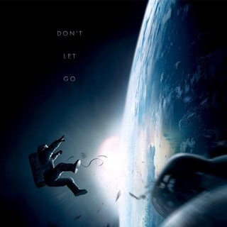 Gravity - Poster of Warner Bros. Pictures' Gravity (2013)