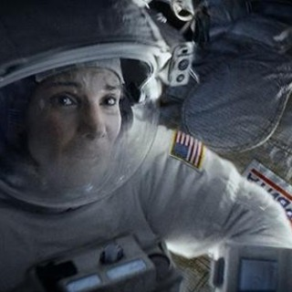 Gravity - Sandra Bullock stars as Dr. Ryan Stone in Warner Bros. Pictures' Gravity (2013)