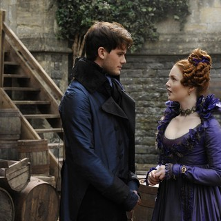 Great Expectations - Jeremy Irvine stars as Pip and Holliday Grainger stars as Estella in Main Street Films' Great Expectations (2013)
