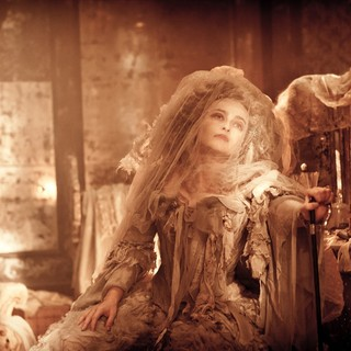 Helena Bonham Carter stars as Miss Havisham in Main Street Films' Great Expectations (2013)