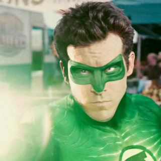 Green Lantern - Ryan Reynolds stars as Hal Jordan / Green Lantern in Warner Bros. Pictures' Green Lantern (2011)