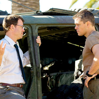 Greg Kinnear stars as Clark Poundstone and Matt Damon stars as Roy Miller in Universal Pictures' Green Zone (2010) - green_zone18