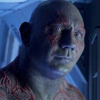 Guardians of the Galaxy Vol. 2 - Dave Bautista stars as Drax in Walt Disney Pictures' Guardians of the Galaxy Vol. 2 (2017)