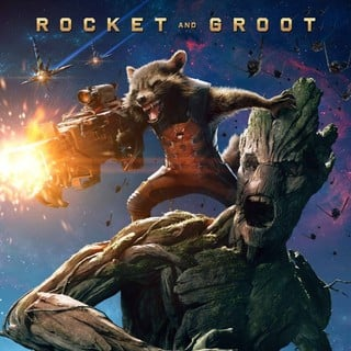 Guardians of the Galaxy - Poster of Marvel Studios' Guardians of the Galaxy (2014)