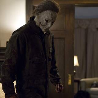 Tyler Mane as Michael Myers in MGM/Dimension Films' Halloween (2007)