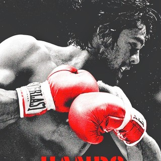 Poster of The Weinstein Company's Hands of Stone (2016)
