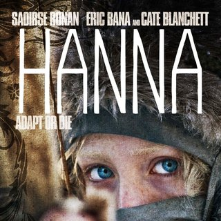 Poster of Focus Features' Hanna (2011)