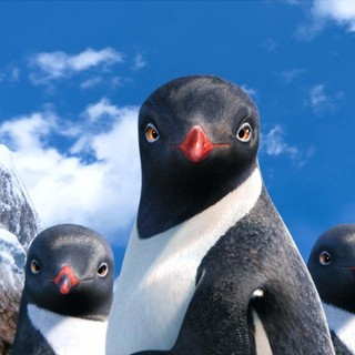 A scene from Warner Bros. Pictures' Happy Feet Two (2011)