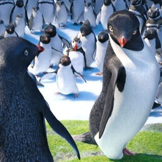 Happy Feet Two - A scene from Warner Bros. Pictures' Happy Feet Two (2011)