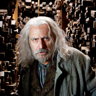 Rade Serbedzija stars as Gregorovitch in Warner Bros. Pictures' Harry Potter and the Deathly Hallows: Part I (2010)