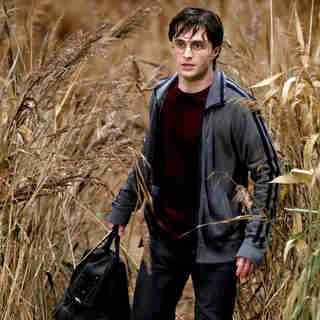 Daniel Radcliffe stars as Harry Potter in Warner Bros. Pictures' Harry Potter and the Deathly Hallows: Part I (2010)