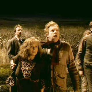 Daniel Radcliffe, David Thewlis, Julie Walters, Mark Williams, James Phelps and Oliver Phelps in Warner Bros Pictures' Harry Potter and the Half-Blood Prince (2009) - harry_potter_hbp106