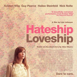 Poster of IFC Films' Hateship Loveship (2014)