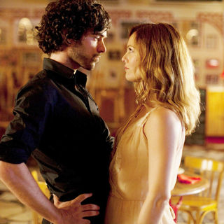 Romain Duris stars as Alex and Vanessa Paradis stars as Juliette in IFC Films' Heartbreaker (2010)