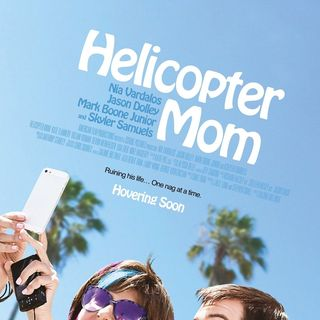 Poster of Phase 4 Films' Helicopter Mom (2015)