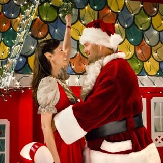 Summer Glau stars as Christine Prancer and John Brotherton stars as Dave Gabriel in Hallmark Channel's Help for the Holidays (2012) - help-for-the-holidays01