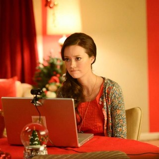 Summer Glau stars as Christine Prancer in Hallmark Channel's Help for the Holidays (2012) - help-for-the-holidays03