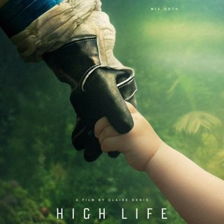 Poster of A24's High Life (2019)