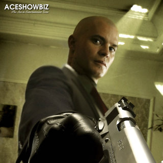 Timothy Olyphant as Agent 47 in The 20th Century Fox's Hitman (2007)