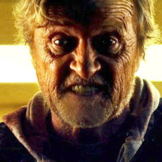 Rutger Hauer stars as Hobo in Magnet Releasing's Hobo with a Shotgun (2011)