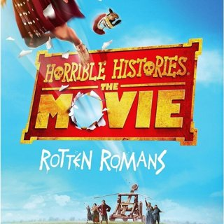 Poster of Altitude Films' Horrible Histories: The Movie - Rotten Romans (2019)