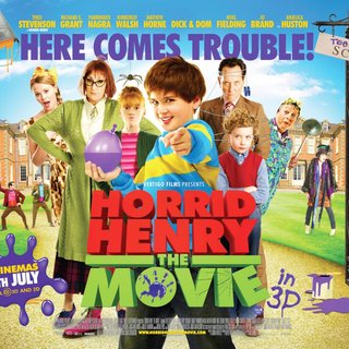 Horrid Henry: The Movie Picture 1