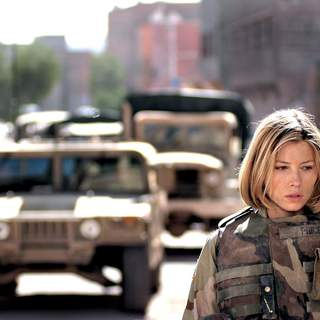 Jessica Biel as Vanessa Price in MGM's Home of the Brave (2006)