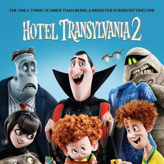 Hotel Transylvania 2 - Poster of Columbia Pictures' Hotel Transylvania 2 (2015)