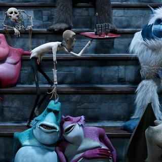 A scene from Columbia Pictures' Hotel Transylvania (2012)