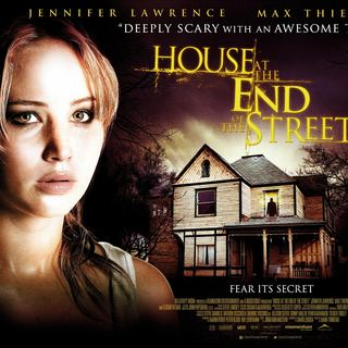 Poster of Relativity Media's House at the End of the Street (2012)
