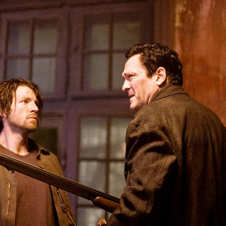 Reynaldo Rosales stars as Jack and Michael Madsen stars as Officer Lawdale in Roadside Attractions' House (2008)