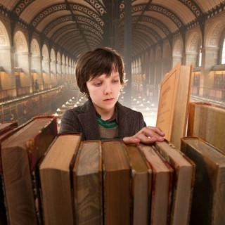 Hugo - Asa Butterfield stars as Hugo Cabret in Paramount Pictures' Hugo (2011)