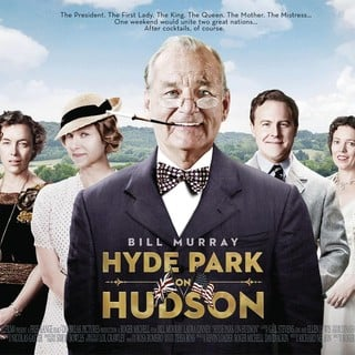 Poster of Focus Features International's Hyde Park on Hudson (2012) - hyde-park-on-the-hudson-pstr02