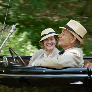 Laura Linney stars as Daisy and Bill Murray stars as Franklin D. Roosevelt in Focus Features International's Hyde Park on the Hudson (2012) - hyde-park-on-the-hudson08